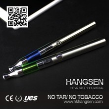 Hangsen coil replacement wick for electronic cigarette - C5R Pro kits with clearomizer for e cigarette&650/900/1100mah battery