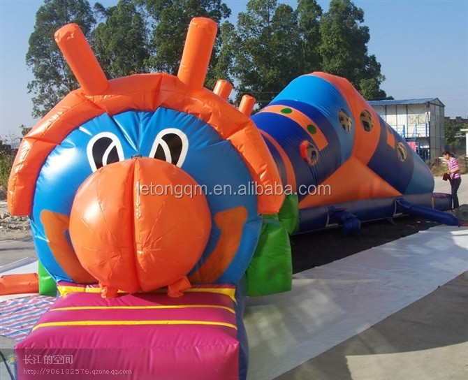 inflatable football tunnel inflatable tunnel tent /inflatable channel