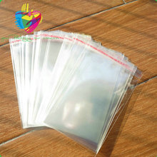 China supplier wholesale high quality opp material packaging plastic bags