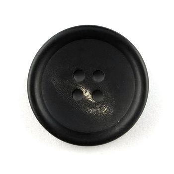 4 holes cow horn button for suit