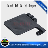 DX5 UV ink damper with big connector for Mutoh1604/Allwin /Lecai/Wit-coloer /Mimaki UV inkjet printer