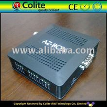 Dongle Satellite Receiver for Free Shipping to SOUTH AMERICA, 18 months warranty