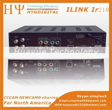 ILINK IR210 PLUS Digital Satellite Receptor with