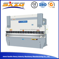 WC67K 6mm 8mm second hand used steel bending machine for sale