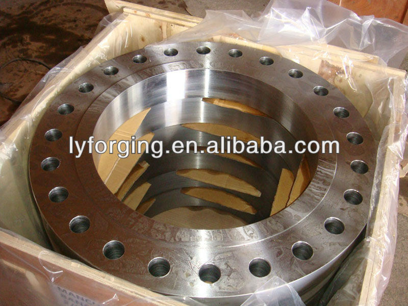 flange for colostomy