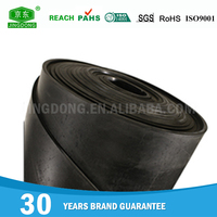 Customized anti slip hospital butyl rubber sheet