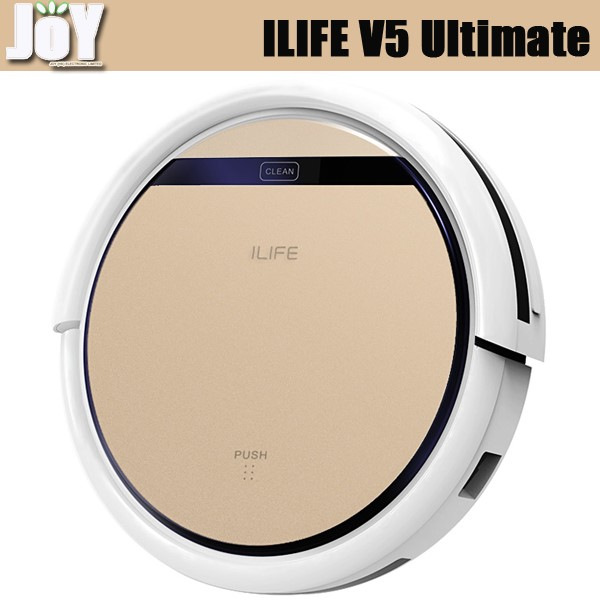 HOT Chuwi ILIFE V5 Ultimate vacuum cleaner robot Super Mute Sweeping Robot Wet and Dry Home Dust Cleaning 2600mAh Li-battery