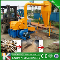 Manufacturer supply the high quality of wood chip crusher