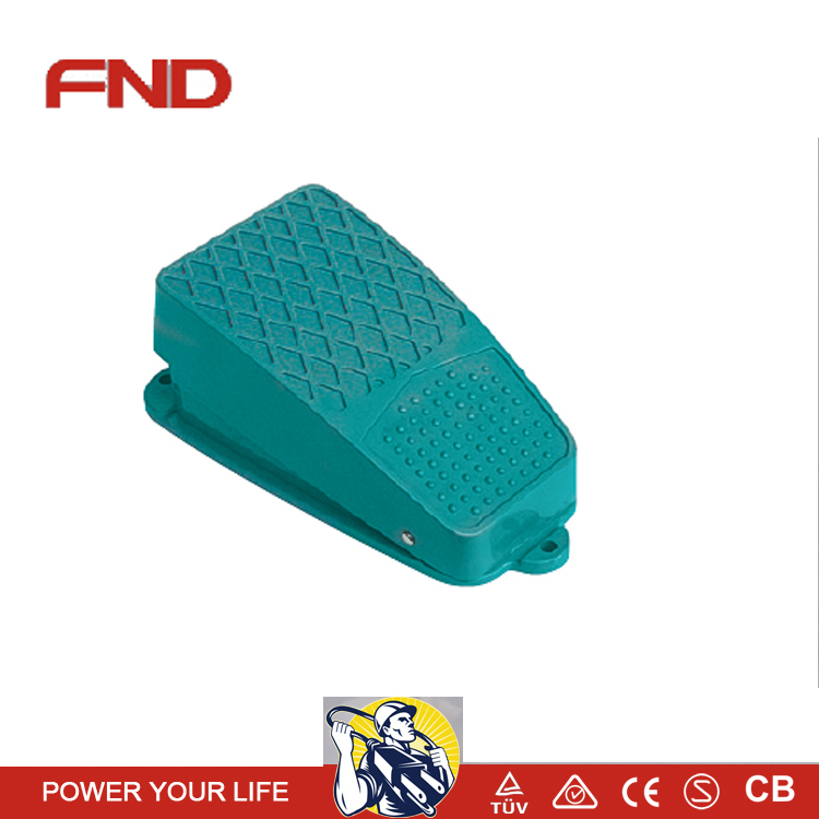 NEW waterproof pedal push button foot switch