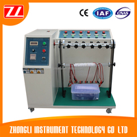 China Professional Manufacture Cable Flex Test Equipment Price