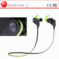 Best Selling on Amazon Magnetic power control Sports Bluetooth Headset for oppo keyboard phones