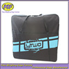 HEAVY DUTY high quality foldable bicycle transport case travel bike bag with wheels black