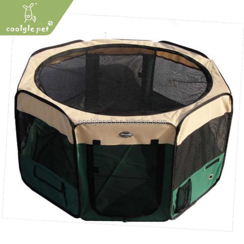 Popular Design Pet Carrier Box Folding Outdoor Portable Dog Fence