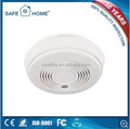 Most Favoured Smart GSM Smoke Detector SMS Auto Dial with High Technology for Smoke Inspection