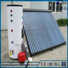 Competitive price flexible split solar water heating systems Separated Pressurized Solar Water Heater