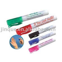 Pocket pen shape portable mini instant hand sanitizer spray