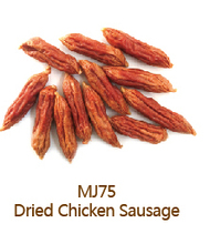 Dried Chicken Sausage Dry Dog Treats Bulk Pets and Dogs Food Factory