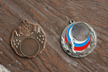 trophy sports customer medals