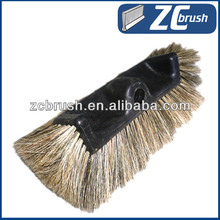 automatic hog hair water flow car wash brush