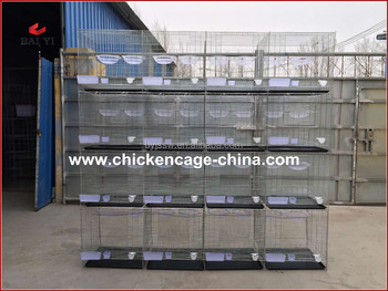 Pigeon Breeding Cage From Manufacture