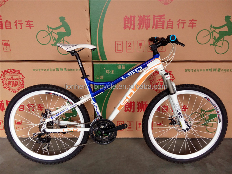 lionhero custom sports 21 speed mountain bike