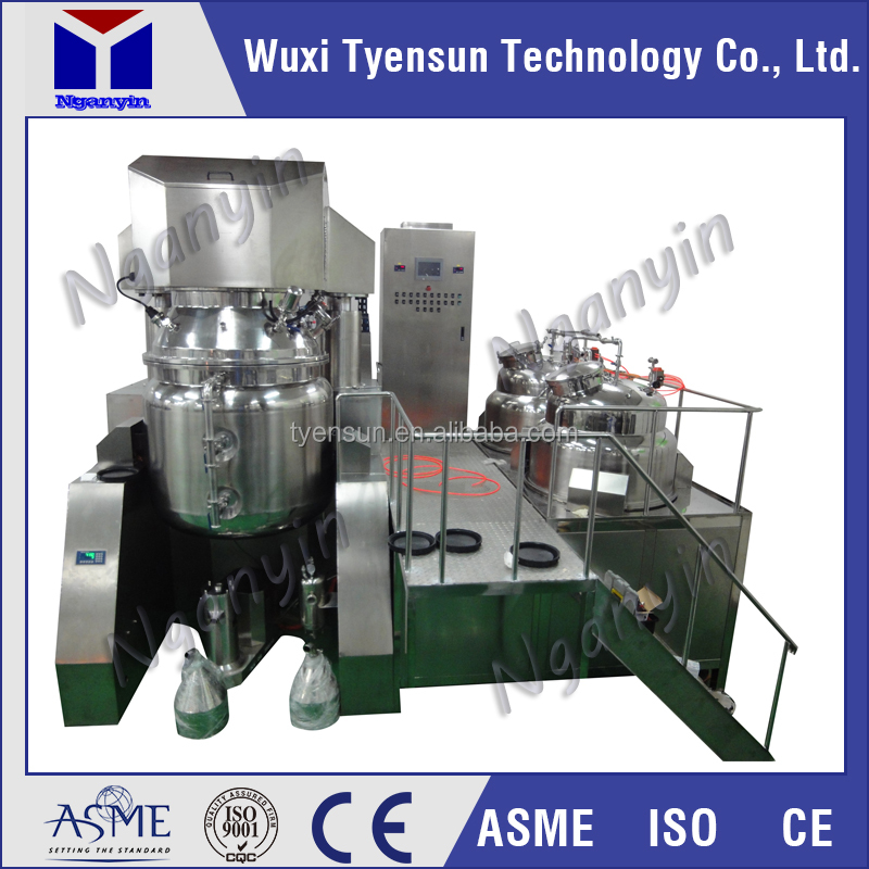 Manufacturer high shear emulsifier chemical machinery equipment
