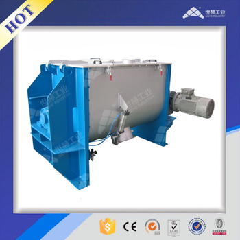 Special Mortar Dual Ribbon Blender Machine