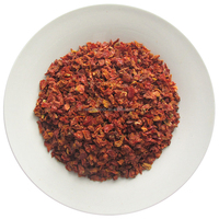 Dried Tomato Granules with different size