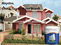 Maydos liquid rubber mildew oil resistant exterior wall paint