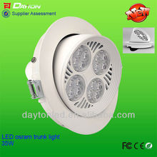 new arriving and high power high degree led exclusive shop light