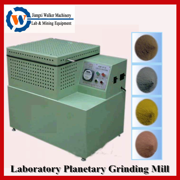 lab grinding machine lab planetary ball mill machine for rock ore/metal/building material