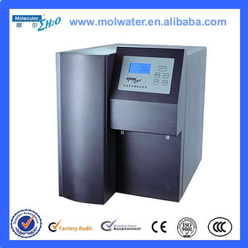 Physics science laboratory tap water purifying equipment