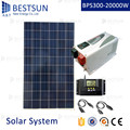 BESTSUN 1000w solar energy system /solar power system/solar panel portable charger