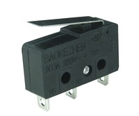 Lever senstive Switch with limit lever for Juicer,coffee maker,humidifier,power tool etc.appliance China