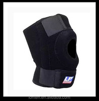 Elastic Knee Support Brace Kneepad Adjustable Patella Knee Pads Hole Kneepad Safety Guard Strap