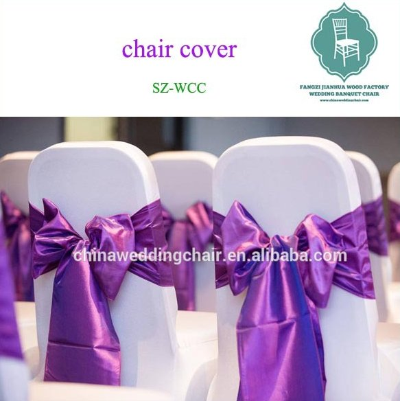 Hotel furniture chair covers and sashes for sale