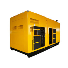 Chinese Diesel Soundproof 800KVA Generator Price
