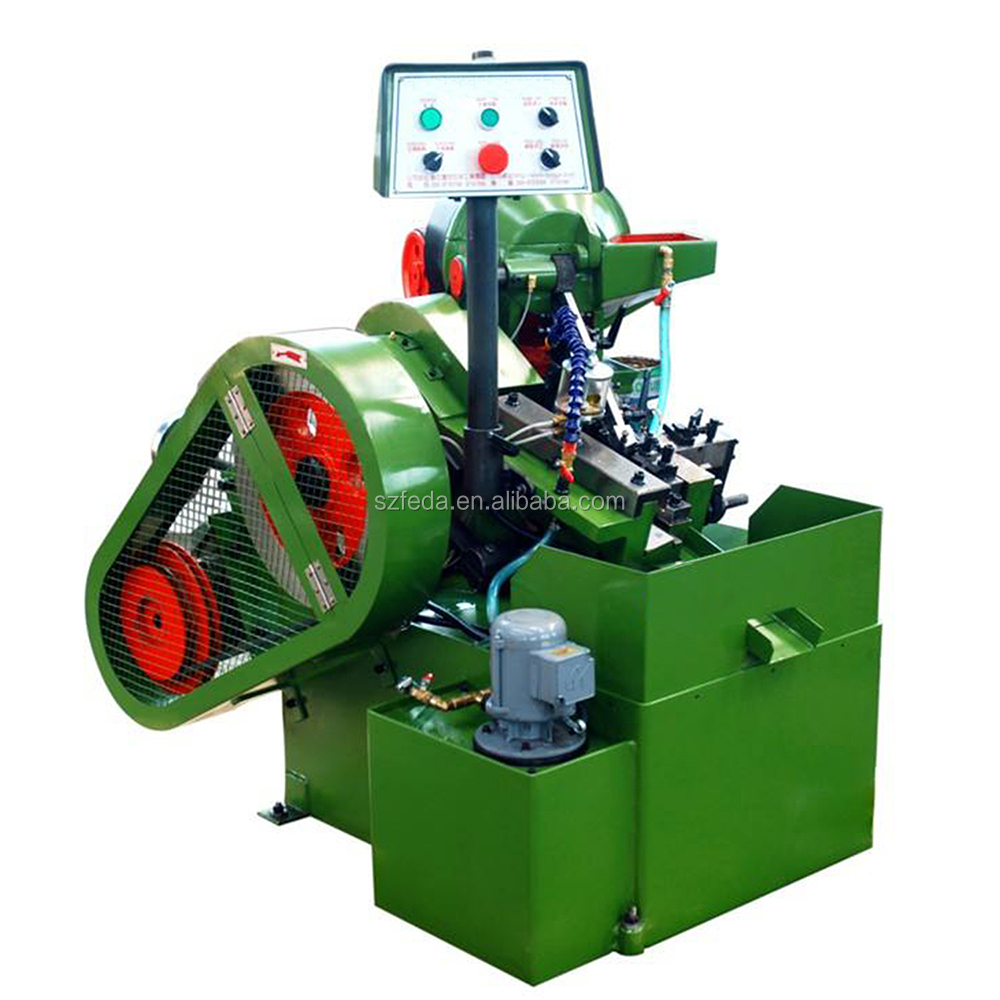 Planetary thread rolling machines wood screw thread rolling die wood screw making machine
