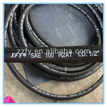 SAE100R2 Rubber Flexible Steel Wire Hose