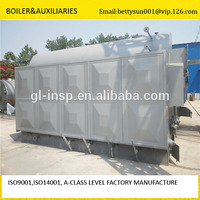 high quality biomass boiler made in henan with high quality