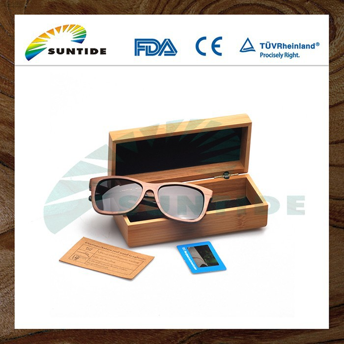 Hot-Selling High Quality Low Price Wooden Sunglasses Handmade Bamboo
