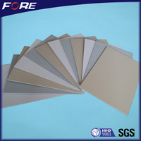 Long service life stable quality easy installation Plastic fiber board