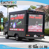 Truck outdoor led display P10 die cast aluminum led screen