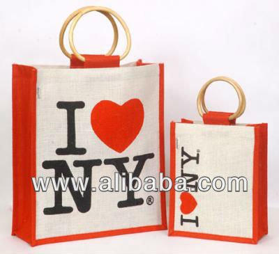 JUTE SHOPPING & PROMOTIONAL BAGS
