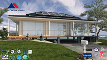 hot sale Economic china prefab modular homes for family use