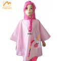 Nice Quality Hot Sale Customized Poncho for Kids