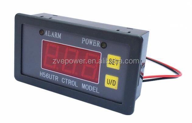 DC voltage relay / over voltage protect / upper and lower detection control switch / discharge timing