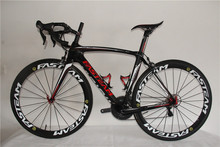China wholesale cheap complete carbon road bike 22 speed 700c carbon fiber road bicycle with good quality control