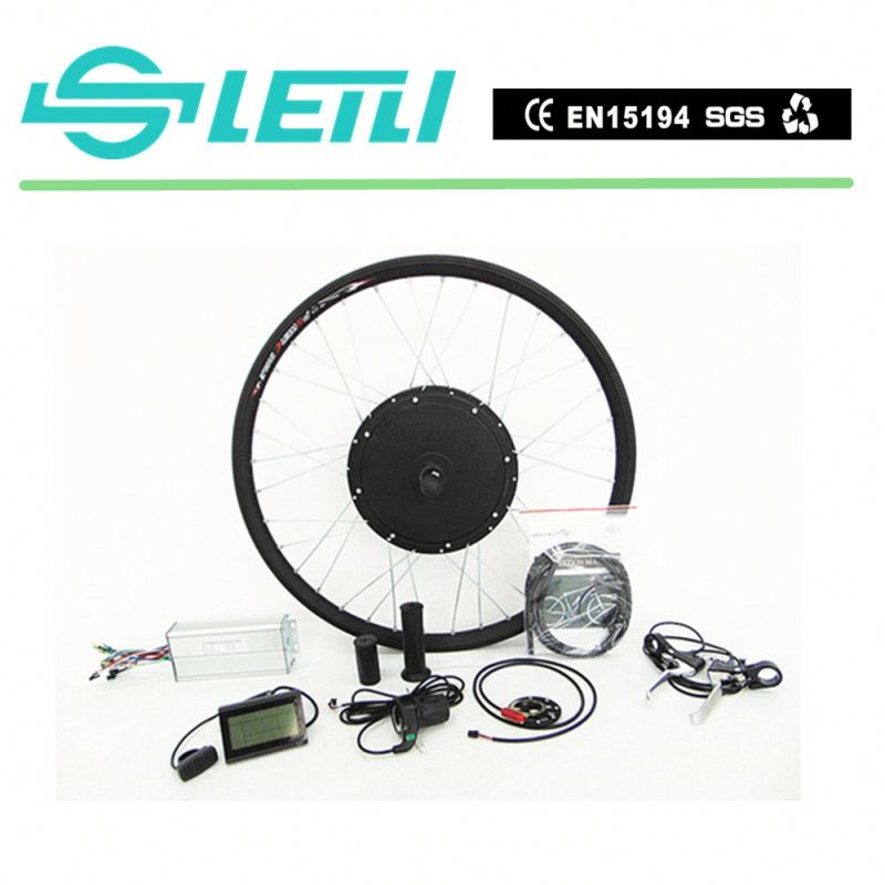 CE approved cheap Ebike 1000W conversion kit with lcd made in CHINA
