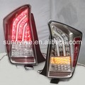 For TOYOTA Prius LED Tail Lamp 2009-Up Clear lens SN